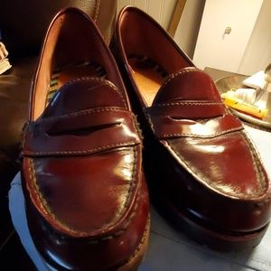 Sperry Topsider Winsor Patent Leather Loafers